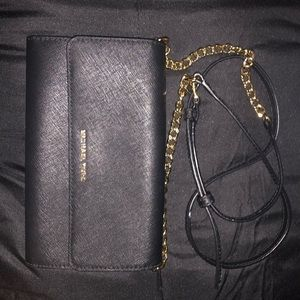 Michael Kors Wallet Strap Bag